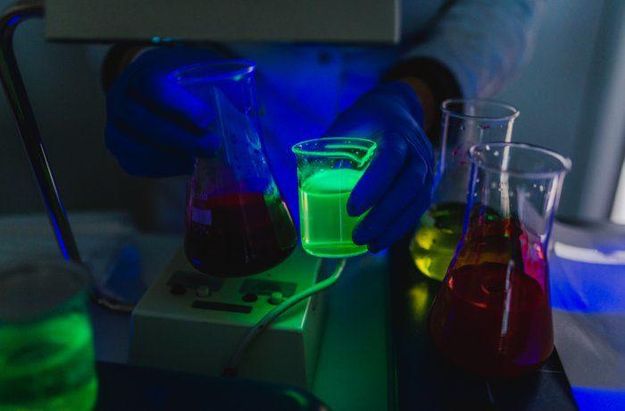 Tintas Fluorescentes